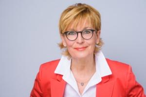 Frau Schmidt-Lenz, Organisation Cosichem AG