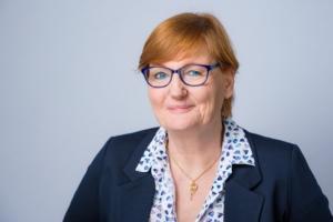 Frau Hoppe, Bereich Chemie Cosichem AG